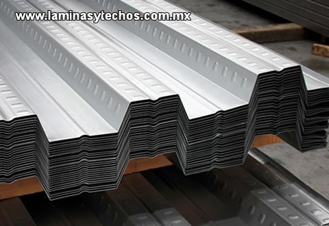 Venta de laminas para techos en el df cdmx y estado de for Tipos de laminas para techos de casas