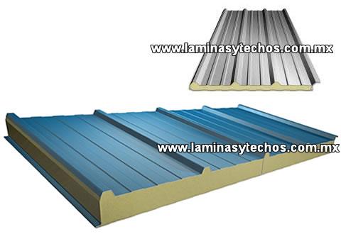 la lmina multipanel es para techos y es ideal para naves bodegas escuelas y vivienda en general est conformada como lo